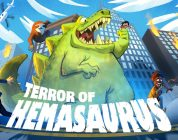 GAMESCOM 2021 : Terror of Hemasaurus annoncé