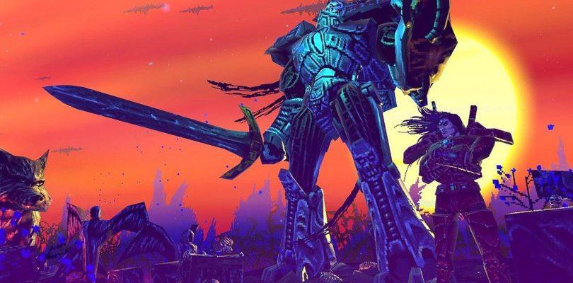 GAMESCOM 2021 : Valfaris : Mecha Therion annoncé