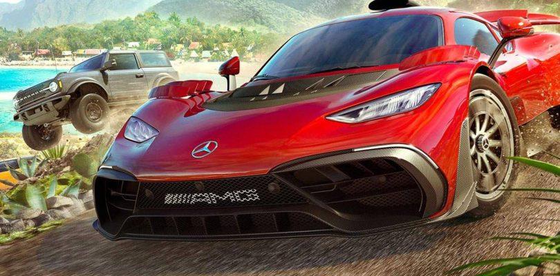 Gamescom 2021 : Forza Horizon 5 obtient une nouvelle bande-annonce