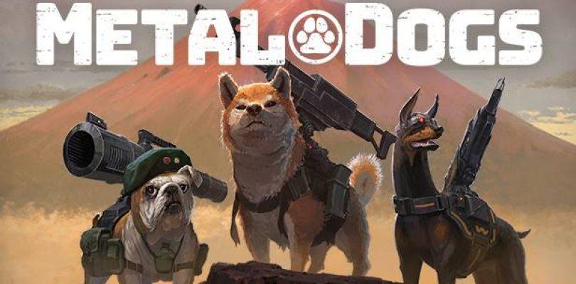 Metal Dogs sort le 25 août en accès anticipé sur Steam