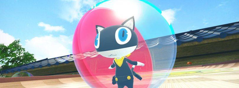 GAMESCOM 2021 : Morgana de Persona 5 est jouable dans Super Monkey Ball : Banana Mania