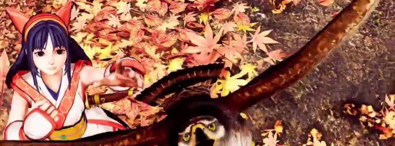 Traduction de fans en préparation pour un spin-off de SEGA Dreamcast Samurai Shodown