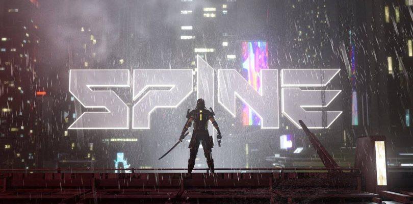 GAMESCOM 2021 : Spine annoncé pour Xbox Series X S, PS5, PC et mobile