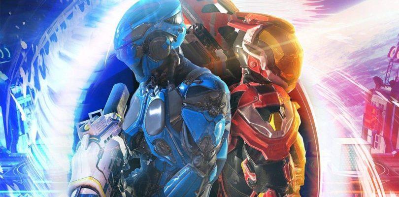 GAMESCOM 2021 : Splitgate Saison 0 maintenant disponible