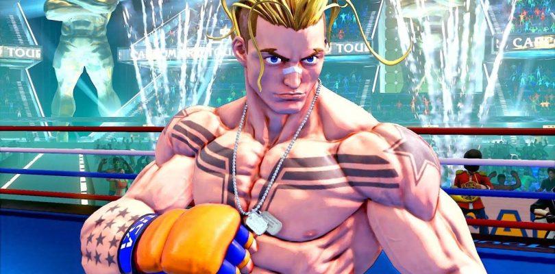 DLC Street Fighter V: Champion Edition Oro et Akira prévus le 16 août, Luke annoncé