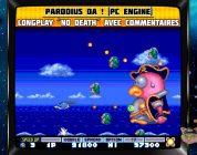 Parodius (PC Engine) - No Death - commenté - Gameplay 100%