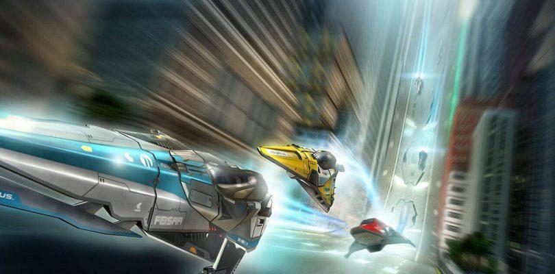 Rumeur : Nouveau Wipeout en développement pour PS5 et PSVR 2