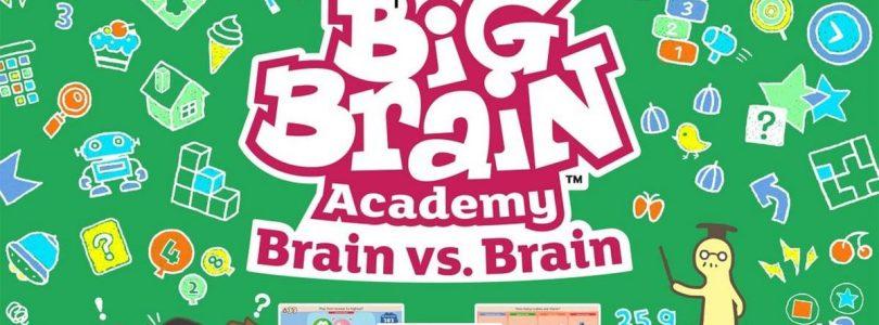 Nintendo annonce Big Brain Academy : Brain vs. Brain pour Switch