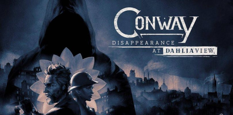 Conway: Disappearance at Dahlia View arrive le 2 novembre
