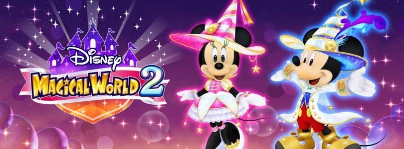 Disney Magical World 2 : Enchanted Edition arrive le 3 décembre sur Switch