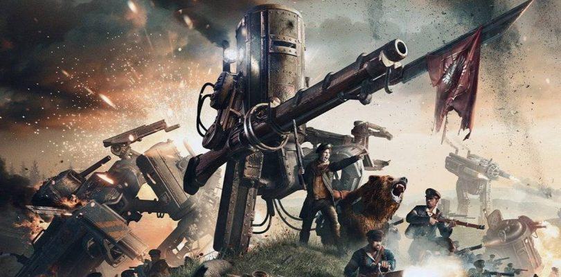 Iron Harvest Complete Edition arrive le 26 octobre sur PS5 et Xbox Series X S