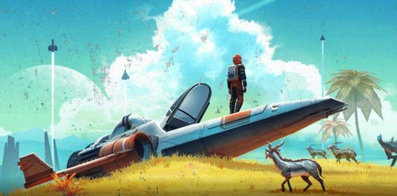 La mise à jour de No Man's Sky Frontiers est maintenant disponible