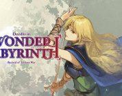 Record of Lodoss War: Deedlit in Wonder Labyrinth arrivera le 16 décembre