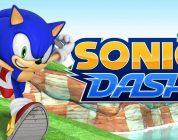 Sonic Dash dépasse les 500 millions de téléchargements