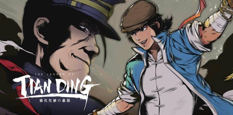 The Legend of Tianding arrive le 27 octobre sur Switch et PC