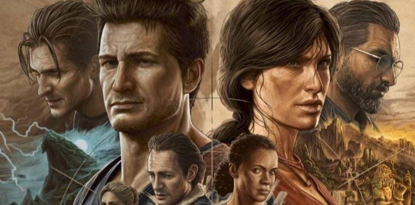 Uncharted : Legacy of Thieves Collection annoncé sur PS5 et PC