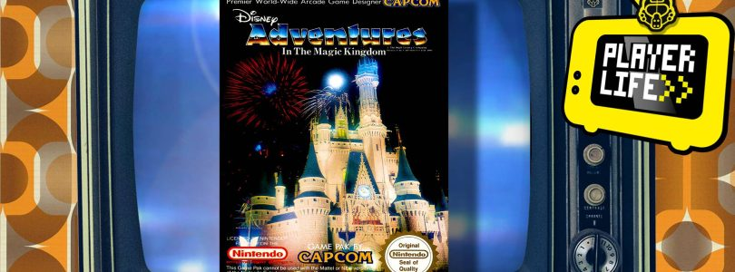 Adventures in the Magic Kingdom (NES ) - 09 Player Life