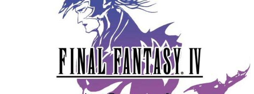 Final Fantasy IV revient en version Pixel Remastered