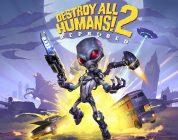 Destroy All Humans! 2: Reprobed annoncé pour PS5, Xbox Series X S et PC