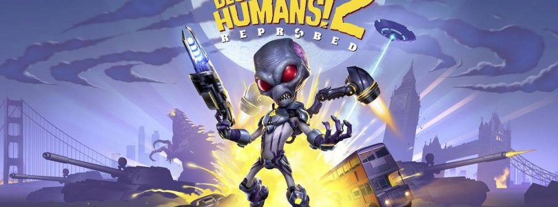Destroy All Humans! 2: Reprobed annoncé pour PS5, Xbox Series X|S et PC