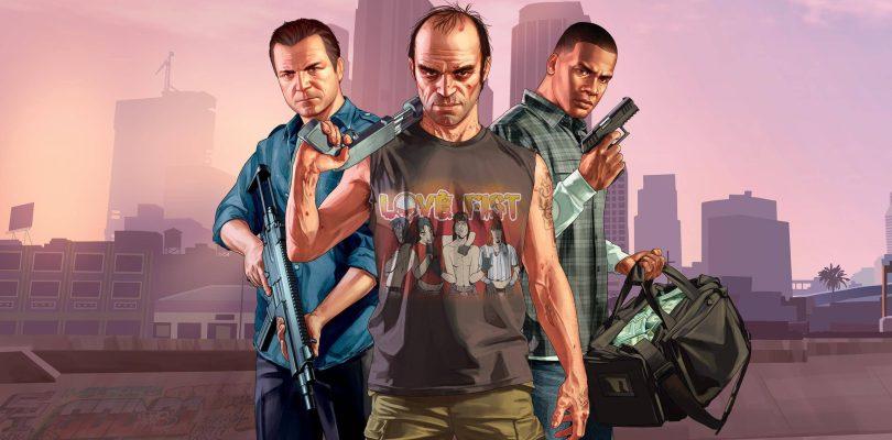 Grand Theft Auto V pour PS5 et Xbox Series X|S reporté à mars 2022