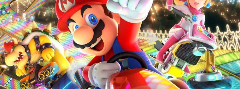 CHARTS SUISSE : Mario Kart reste premier cette semaine