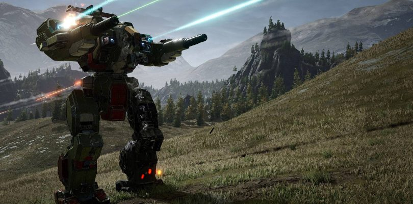 MechWarrior 5 : Mercenaries en route pour PS5 et PS4 le 23 septembre