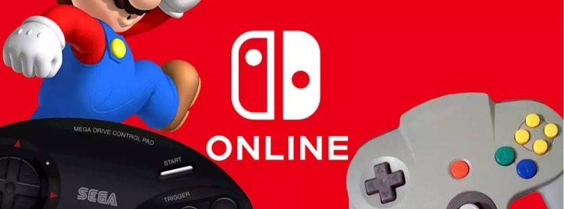 Nintendo Switch Online ajoutera des jeux N64 et Sega MEGA Drive