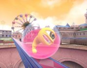 Suezo de Monster Rancher est jouable dans Super Monkey Ball : Banana Mania