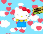 Hello Kitty est jouable dans Super Monkey Ball : Banana Mania