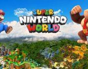 Ouverture de l'extension Donkey Kong au Super Nintendo World en 2024