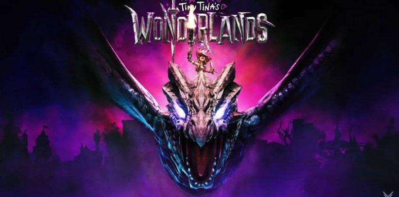 Le gameplay de Tiny Tina's Wonderlands révélé