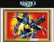 Ranger X (Mega Drive) - 26 Paddle Academy