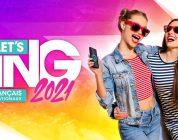 Let's Sing 2022 Hits Français et Internationaux révèle sa date de sortie et sa playlist