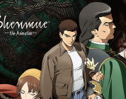 JAP'ANIME : Premier aperçu pour Shenmue the Animation