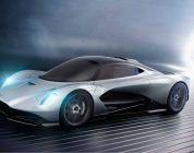 """Rocket League ajoute """"James Bond Aston Martin Valhalla"""" au jeu"""