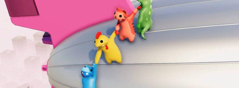 Gang Beasts ouvre les précommandes pour son arrivée sur Switch le 7 décembre