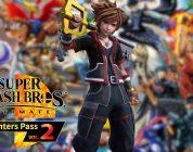 Super Smash Bros. Ultimate Final DLC Fighter est Sora de Kingdom Hearts